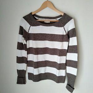 Anthropologie Kenji Crew Neck Sweater Size S